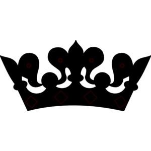 princess crown clipart vector #18