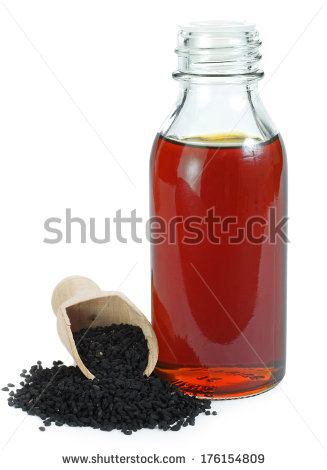Black Seed Stock Photos, Royalty.