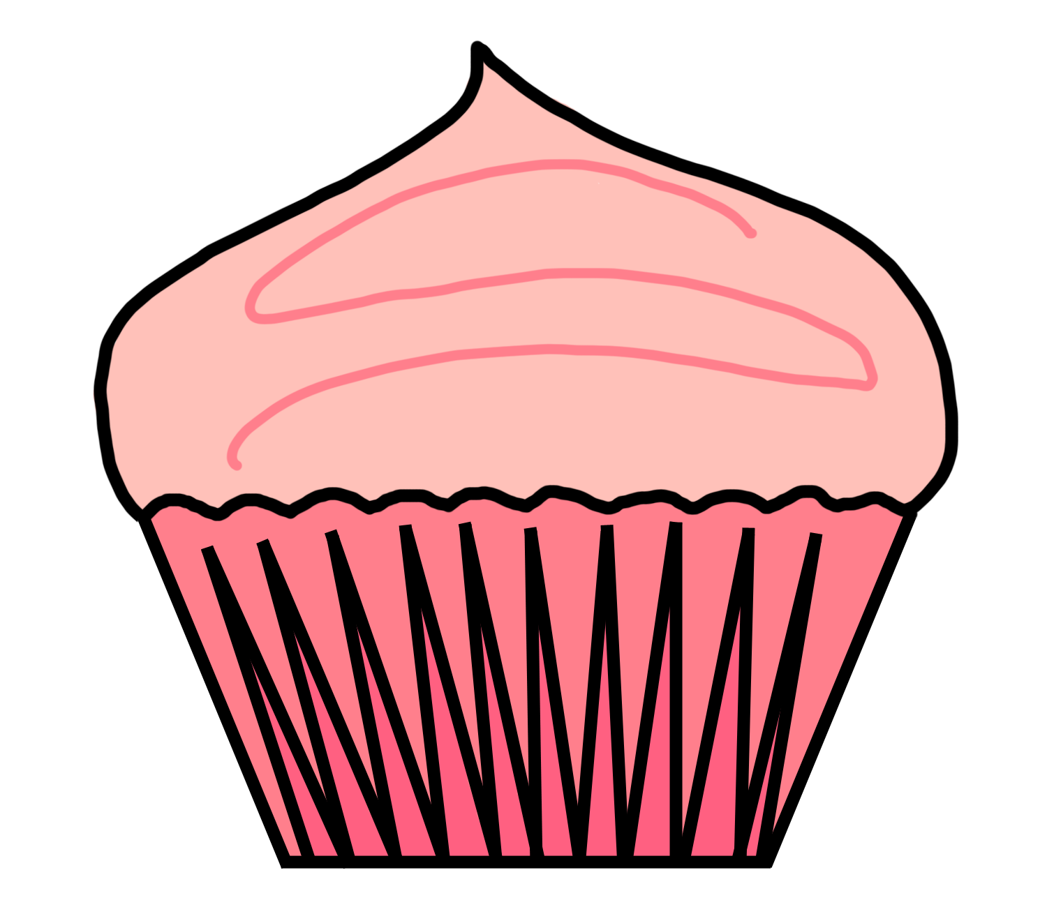 Free Cupcake Cliparts Transparent, Download Free Clip Art.