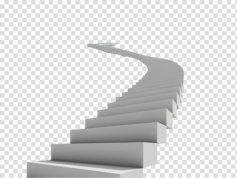 White stairs , Stairs, stairs transparent background PNG.