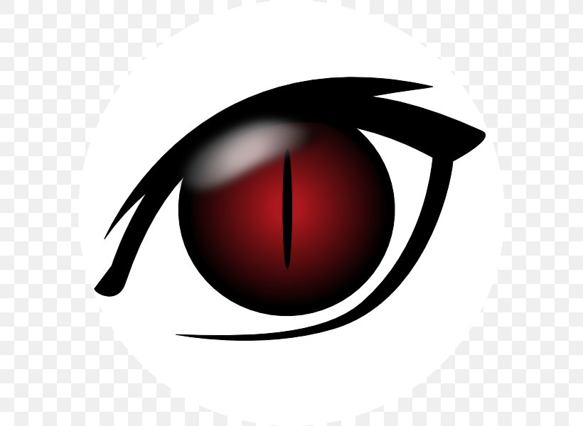 Eye Devil Demon Clip Art, PNG, 600x600px, Eye, Demon, Devil.