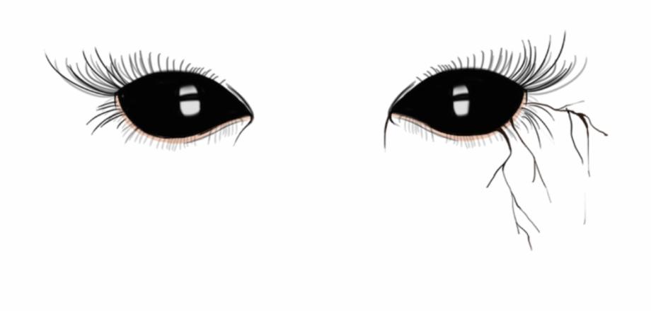 Eyes Black Dark.