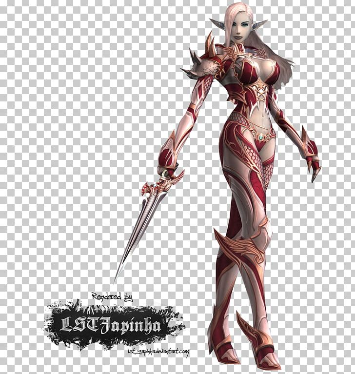 Lineage II Black Desert Online Dark Elves In Fiction Elf PNG.
