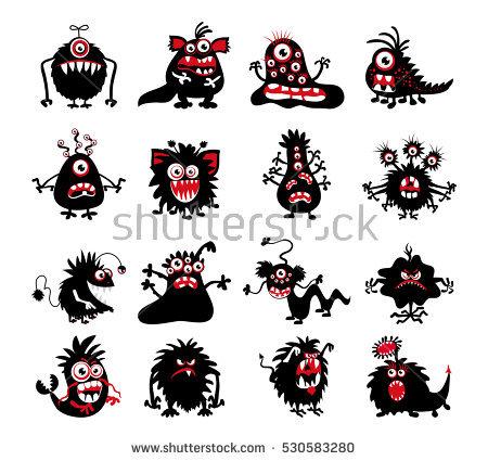 Devil Stock Images, Royalty.