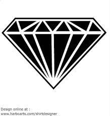 clipart diamond.