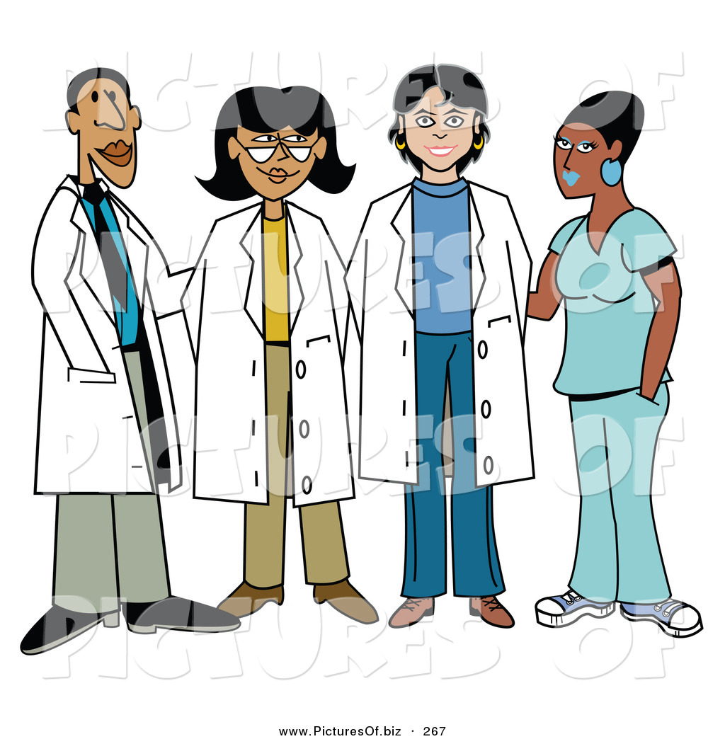 Black doctor clipart 4 » Clipart Station.