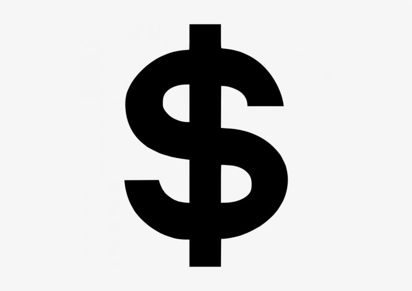 5705 Money Symbol Clipart.