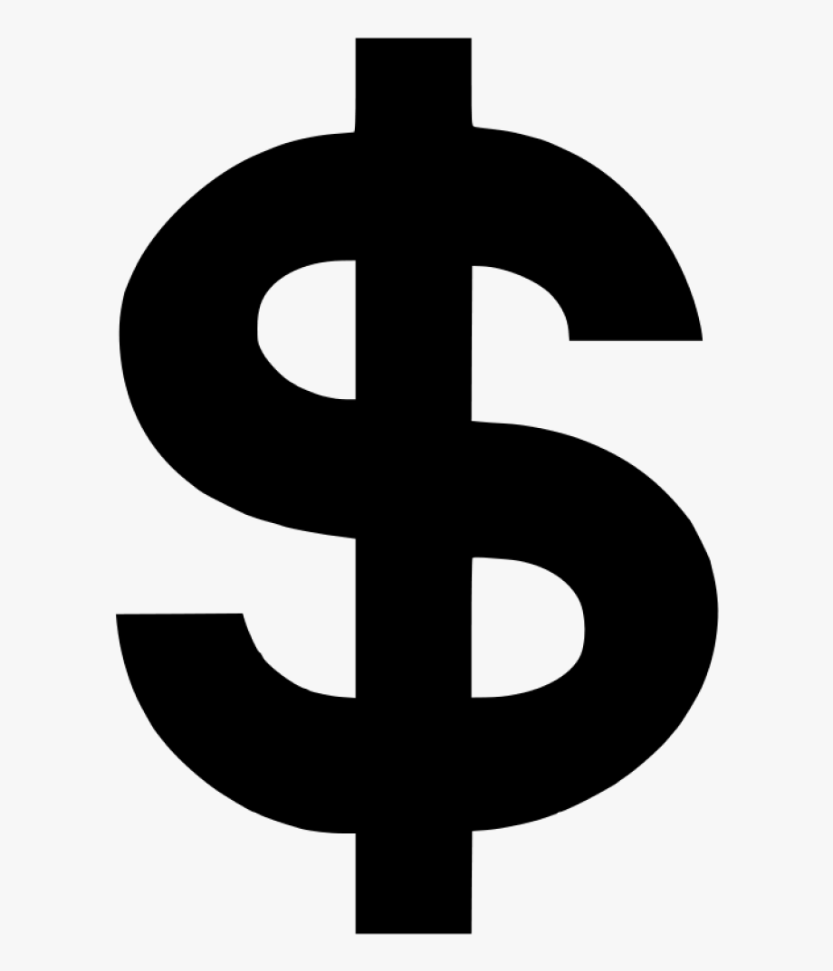 Dollar Sign Clipart Free.