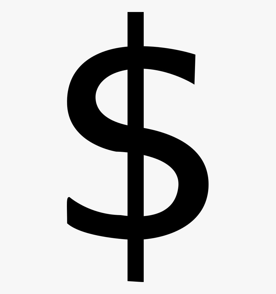Dollar Sign Svg Vector File, Vector Clip Art Svg File.