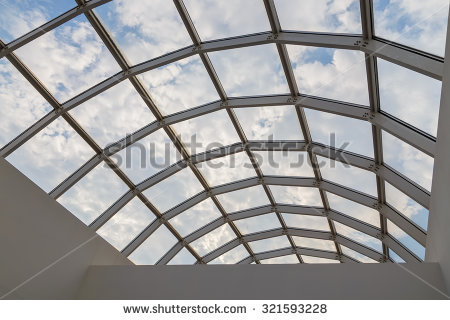 Glass Roof Stock Images, Royalty.