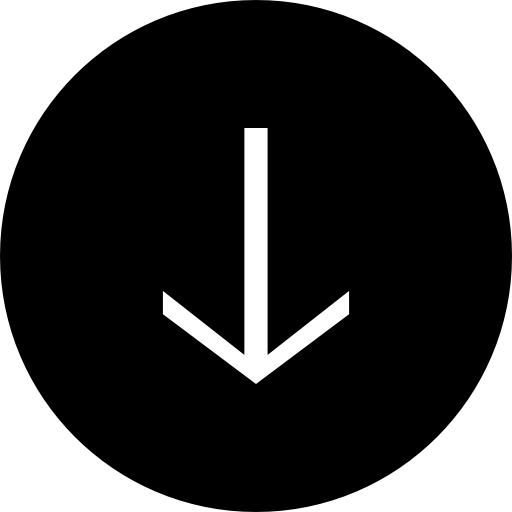 Download black circular button.