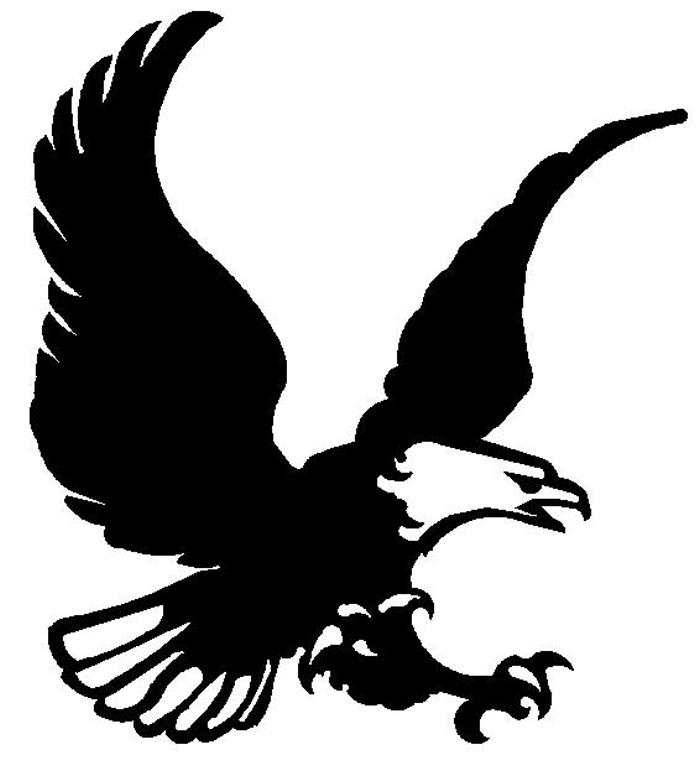 Free Eagle Black Cliparts, Download Free Clip Art, Free Clip.