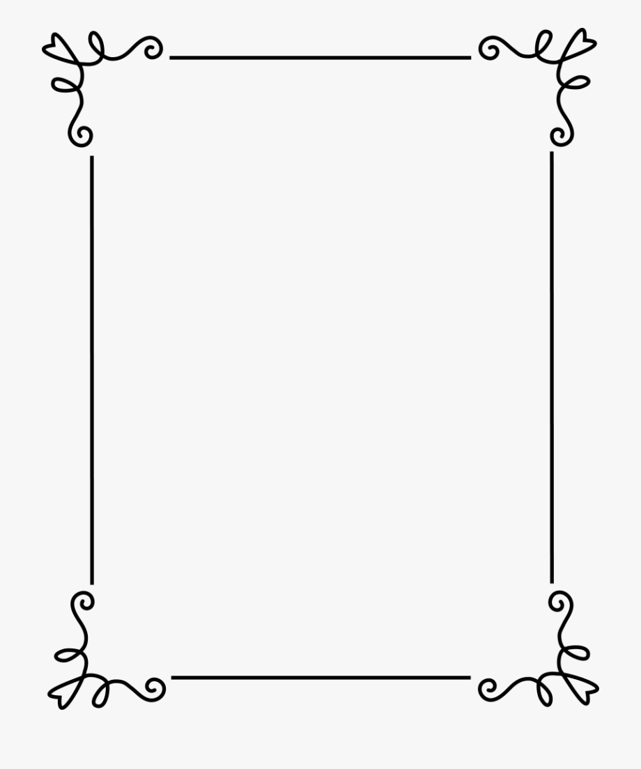 Free Elegant Borders And Others Art Inspiration.