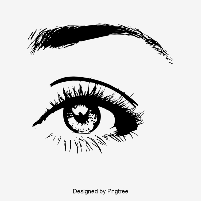 Eyes PNG Images.