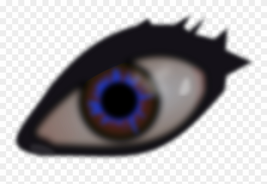 This Free Clip Arts Design Of Black Eye Png.