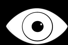 Black Eye Clipart.