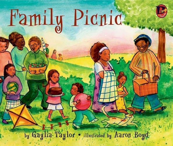 Black family picnic clipart 7 » Clipart Portal.