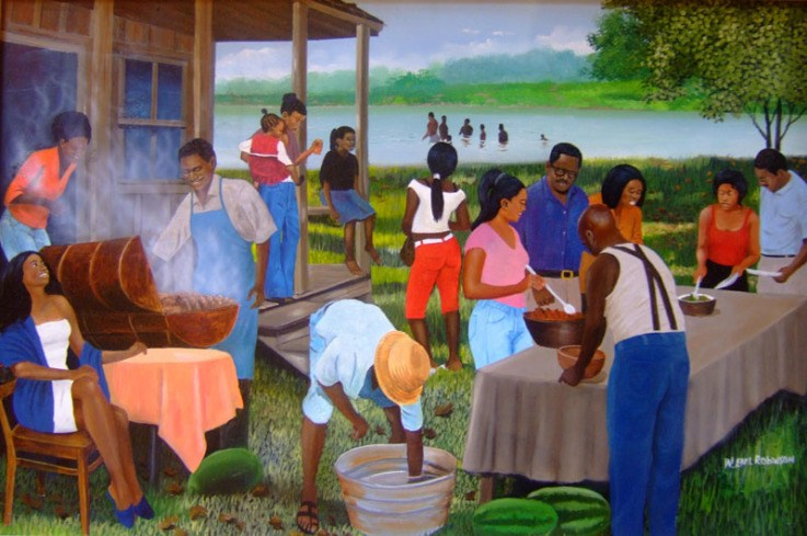 Black family picnic clipart 3 » Clipart Portal.