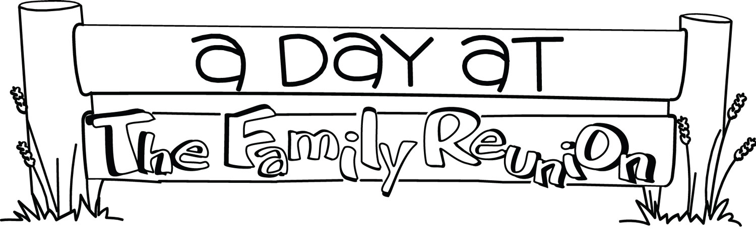 Free Family Reunion Clipart.