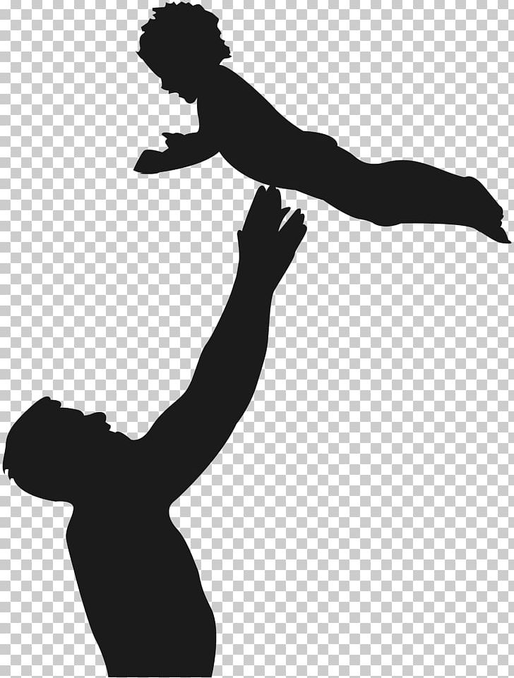 Father Child Silhouette Son PNG, Clipart, Arm, Balance.
