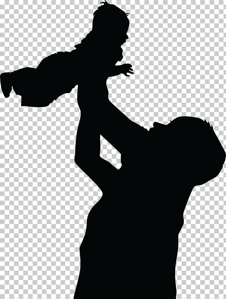 Father Son Daughter , Fathers Day PNG clipart.