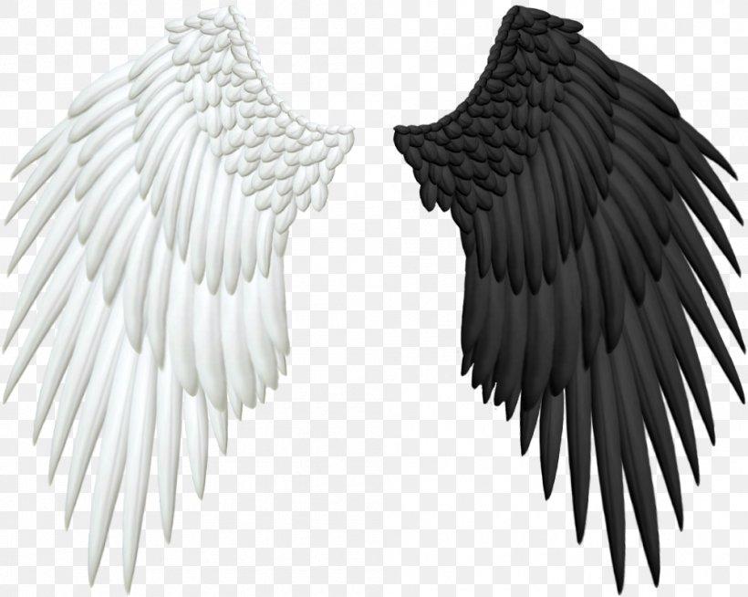Angel Wing Clip Art, PNG, 998x796px, Angel, Art, Beak, Black.
