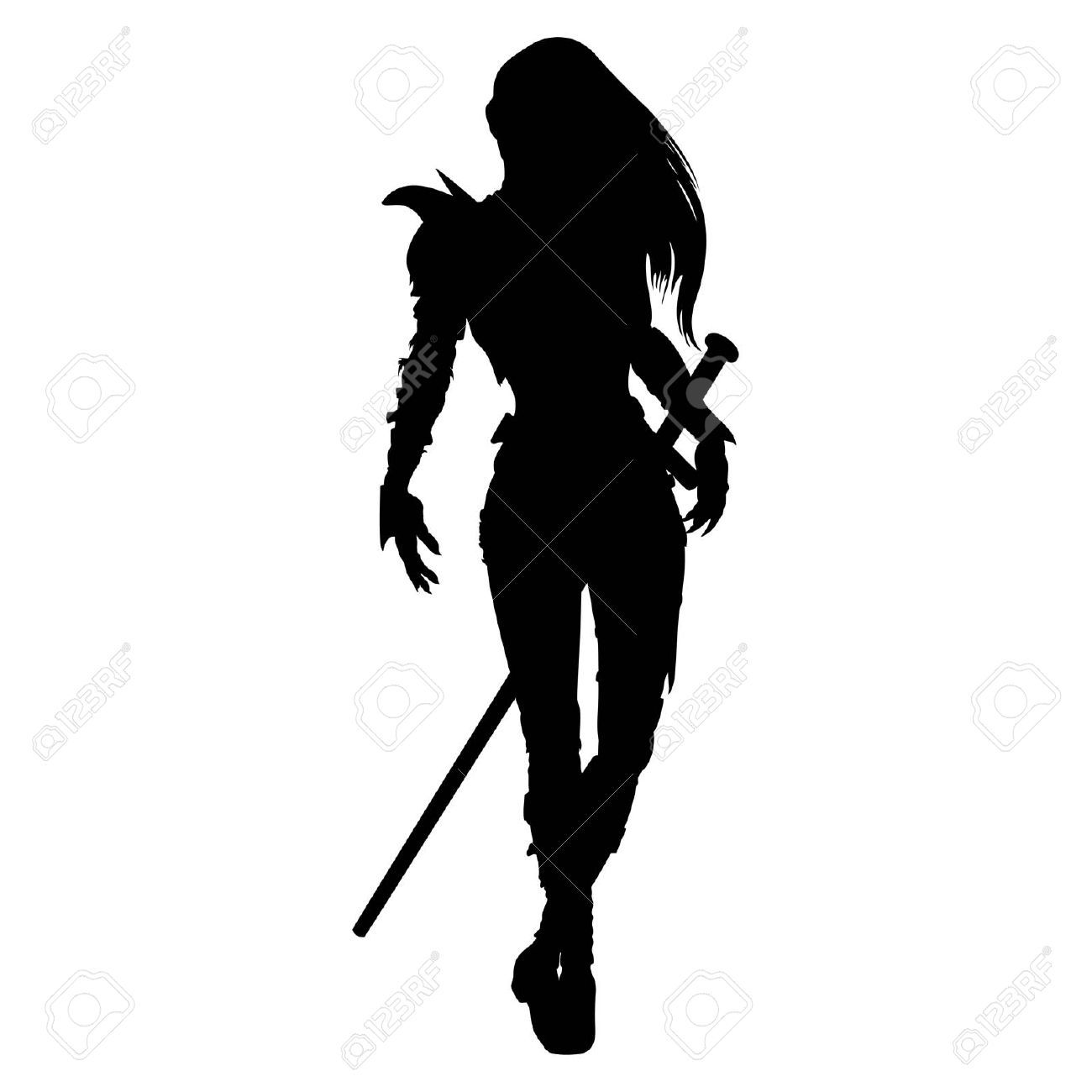 Warrior Cliparts, Stock Vector And Royalty Free Warrior.