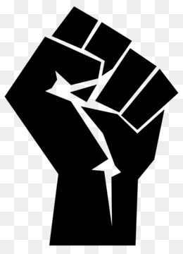 Black Power Fist PNG and Black Power Fist Transparent.