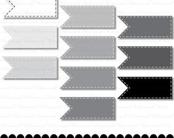 Black clip art frame clipart black digital paper black polka.