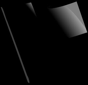 Black Flag PNG, SVG Clip art for Web.