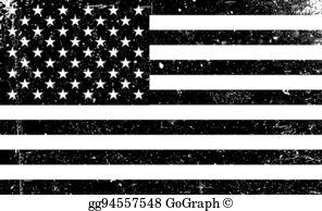 Black Flag Clip Art.
