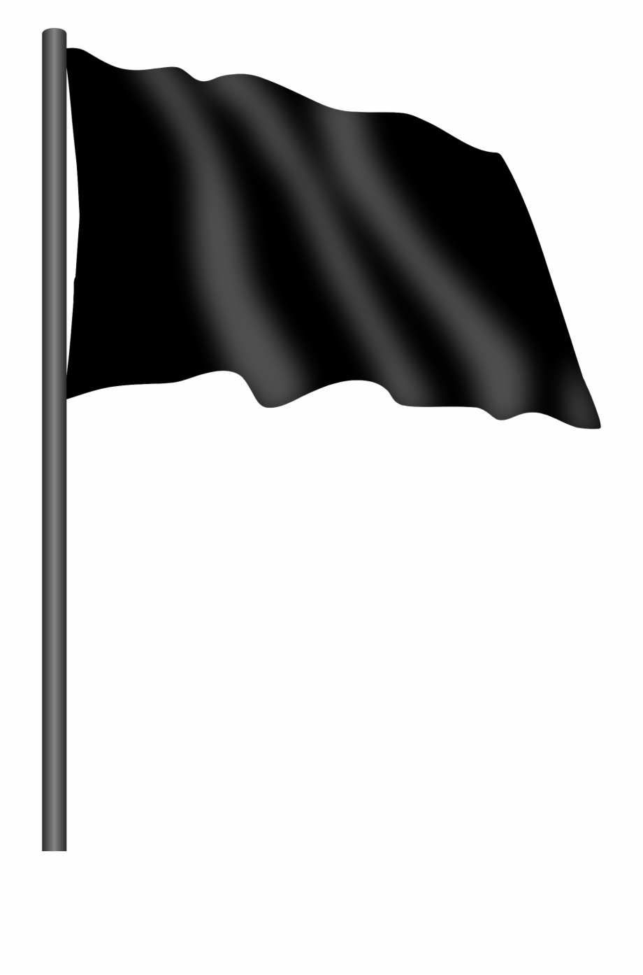 Motor Racing Flag.