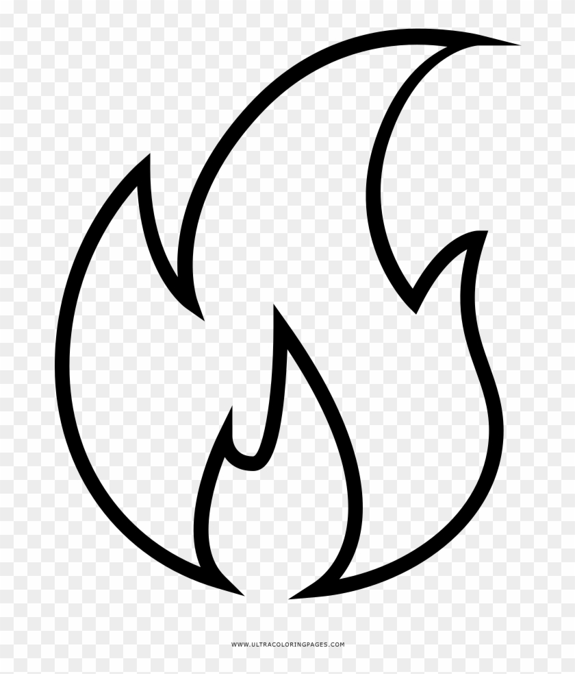 Black And White Flame Transprent Png Free.