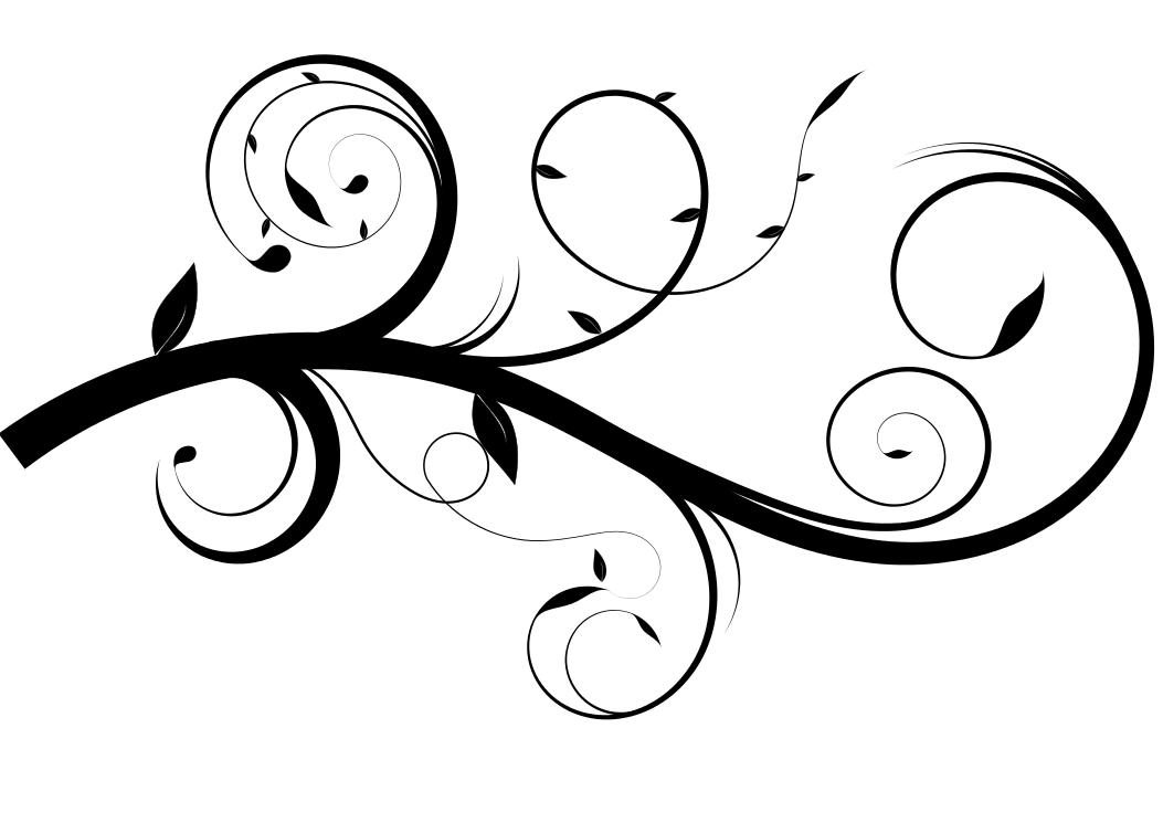 Free Black Flourish Png, Download Free Clip Art, Free Clip.