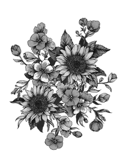 Black Flowers Png (104+ images in Collection) Page 1.