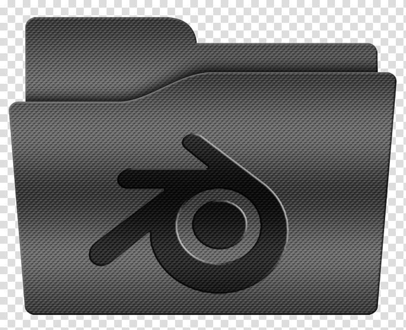 Dark fiber folder, black Steelseries folder icon transparent.