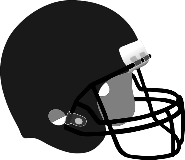Football Helmet+2 Clip Art at Clker.com.