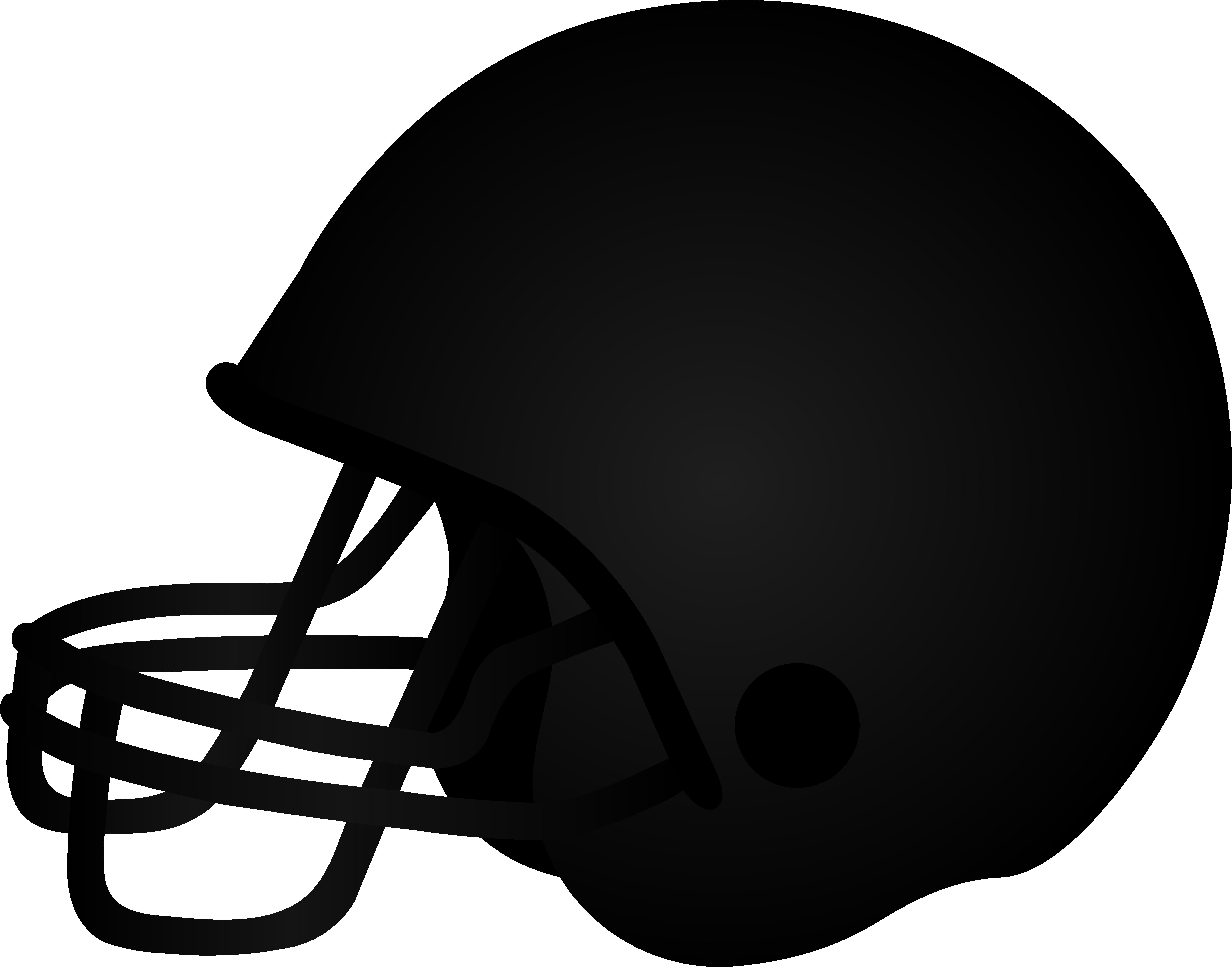 Football Helmet Image.