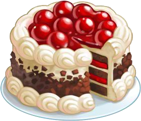 Black Forest Cake Clipart 20 Free Cliparts Download