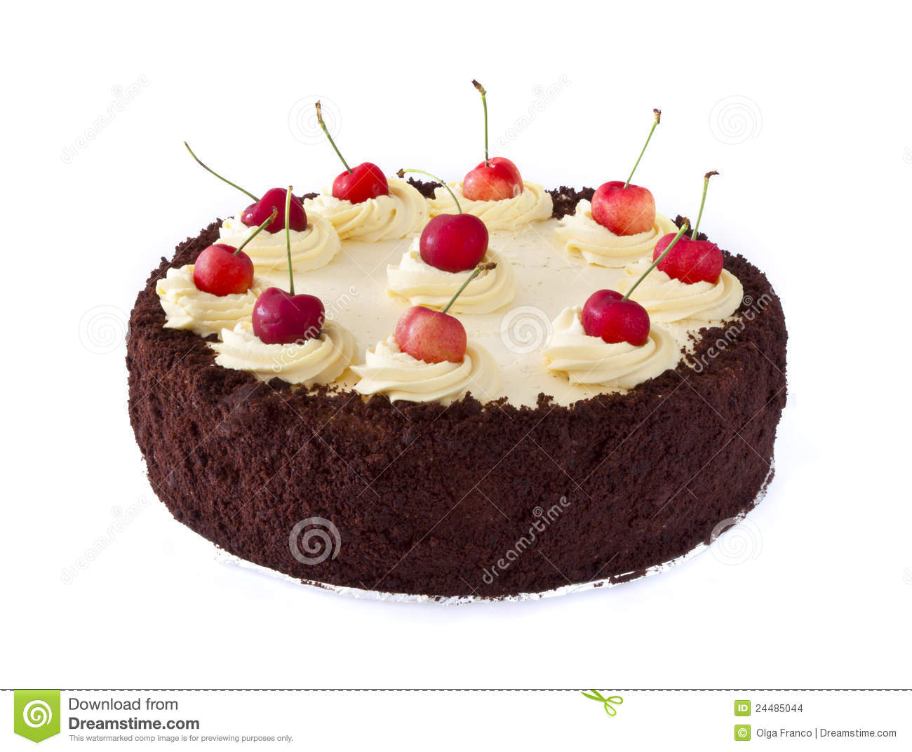 Black Forest Cake Stock Photos, Images, & Pictures.