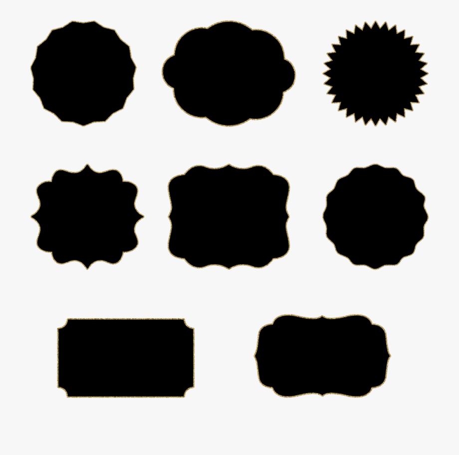 Black Ornate Frame Png Oval Frame Ornate Frames Clip.