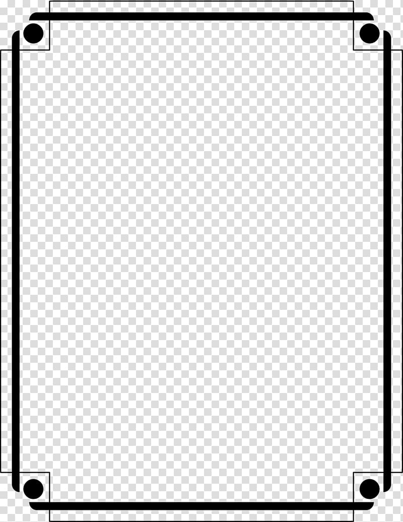 Black frame template, Borders and Frames Frames , others.