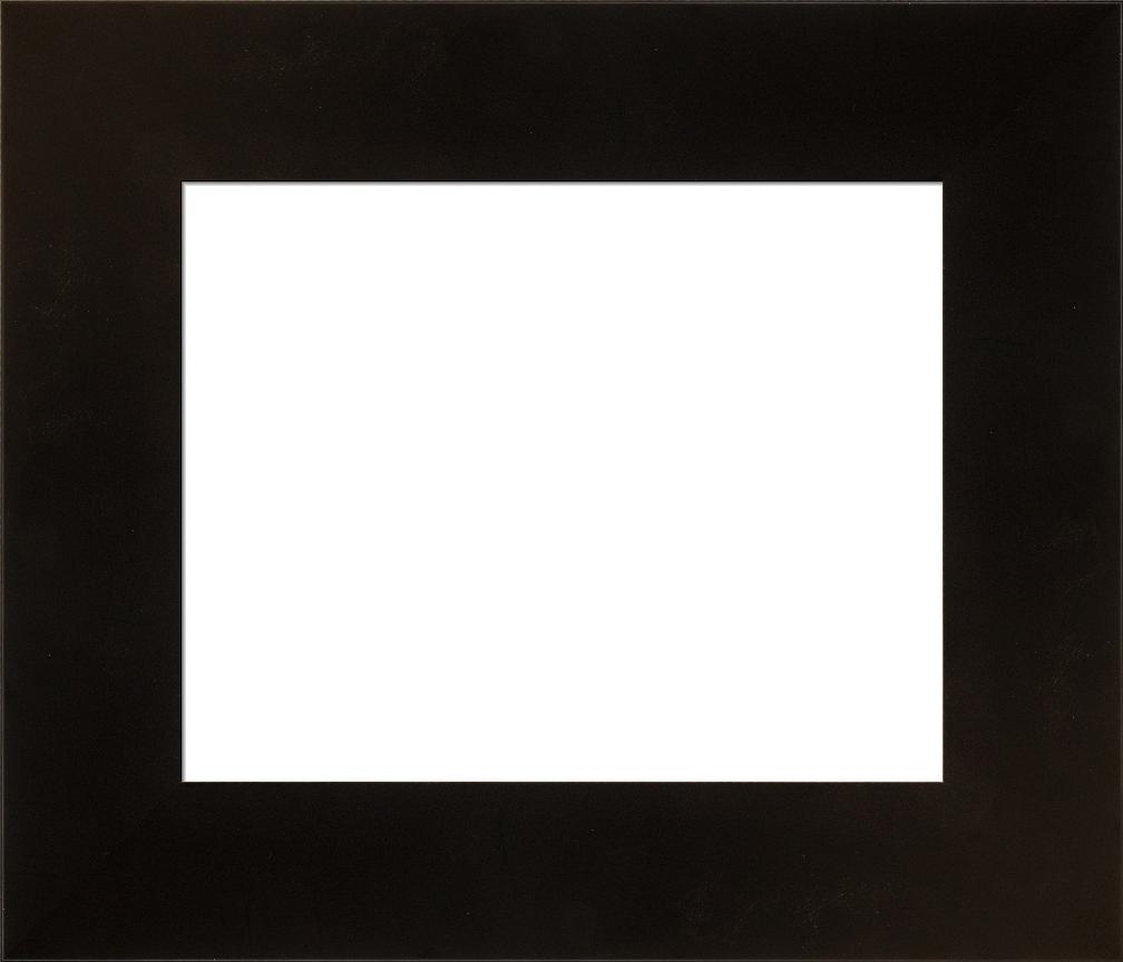 Black Frame Download PNG Image.