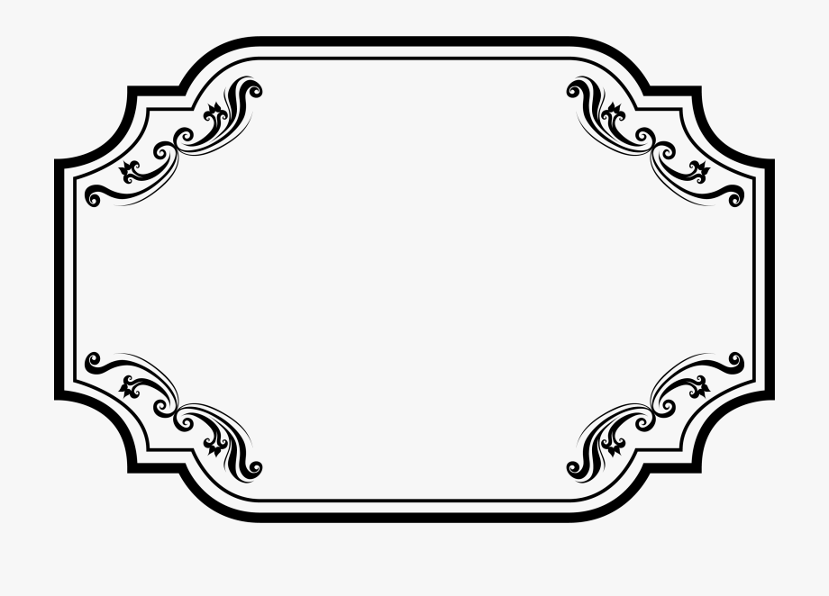 Results For Simple Vintage Frame Vector Free Download.