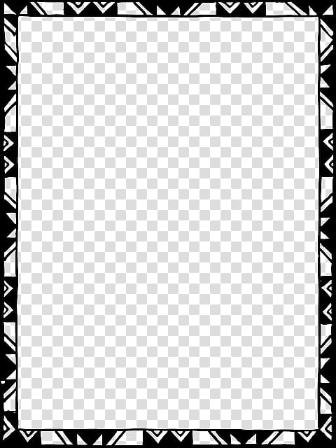 Rectangular black frame illustration, Borders and Frames.