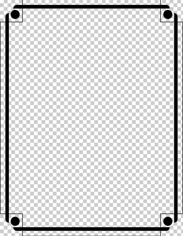 Borders And Frames Frames PNG, Clipart, Angle, Area, Black, Black.
