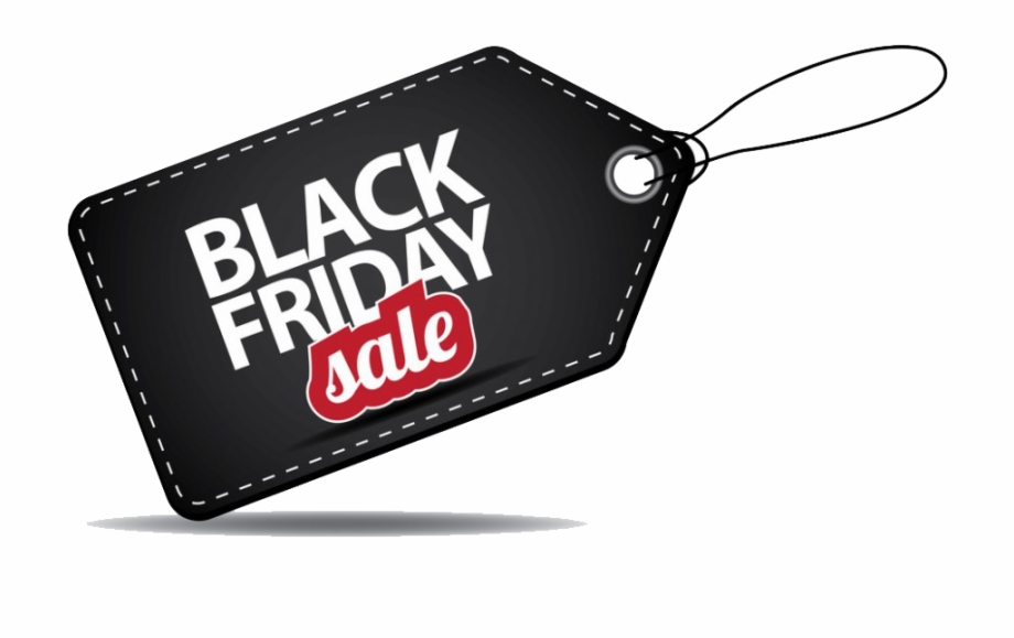 Black Friday Clipart Png Image.