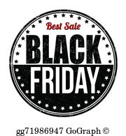 Black Friday Clip Art.