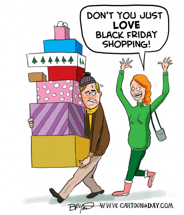 58+ Black Friday Clipart.