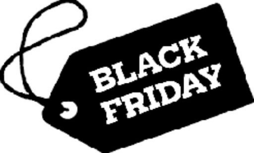 52+ Black Friday Clipart.